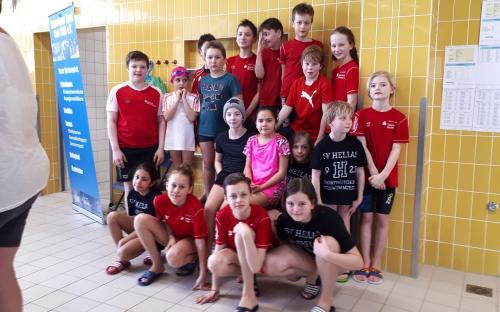 Schwelmer Frühjahrs-Schwimmfest - Mannschaft